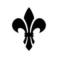 Fleur De Lis Symbol 03610