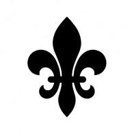 Fleur De Lis Logo Symbol 03612
