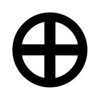 Bolgar Sunwheel Solar Woden Cross 03618
