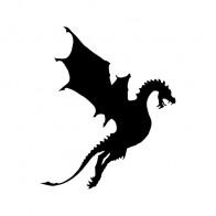 Flying Dragon Figure 03707