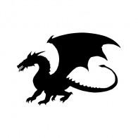 Flying Dragon Figure 03712