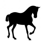 Horse Figure 03760