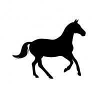 Horse Figure 03765