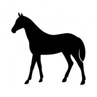 Horse Figure 03770