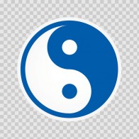 Martial Arts Yin-Yang  03814