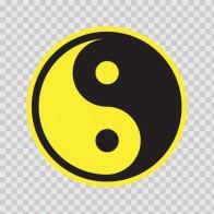 Martial Arts Yin And Yang 03821