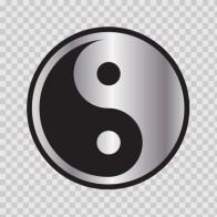 Martial Arts Yin And Yang 03823