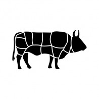 Cow Meat Parts 03875