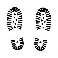 Bootprint 03891