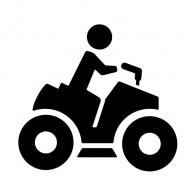 Atv Driver 03981