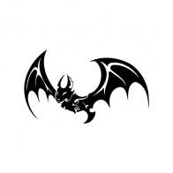 Tribal Bat 04008