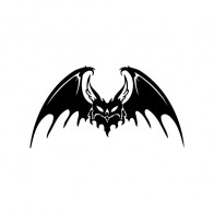 Tribal Bat 04013