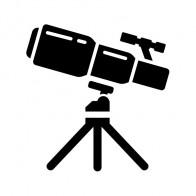 Telescope Icon 04153