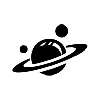Planet Saturn 04155
