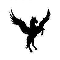 Horse Pegasus 04306