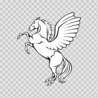 Horse Pegasus 04351