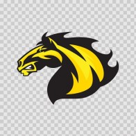 Power Yellow Horse 04357