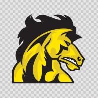 Power Yellow Horse 04366