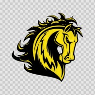 Power Yellow Horse 04378