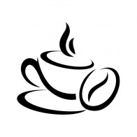 Cup Of Hot Coffee 04432