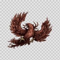 Monster Creature Bird 04660