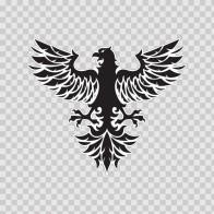 Heraldic Eagle 05001