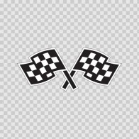Racing Chequered Flag 05130