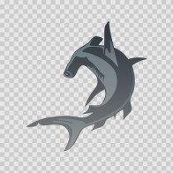 Hammerhead Predator Shark 05136