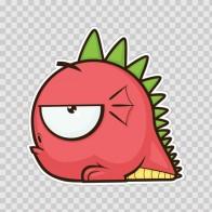 Cartoon Dragon 05150