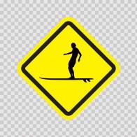 Surf Sign 05350