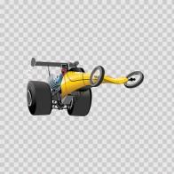 Hot Rod Vehicle 05520