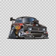 Hot Rod Vehicle 05534