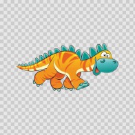 Cartoon Dinosaur 05592