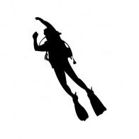 Scuba Diver Figure 05599
