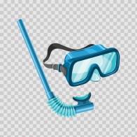 Mask Snorkelling Dive 05600