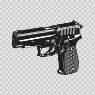 Automatic Pistol 05697