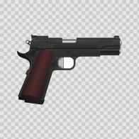 Automatic Pistol 05699