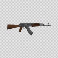 Automatic Gun Figure 05704