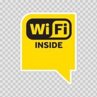 Wi Fi Inside Yellow 05770