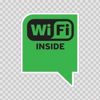 Wi Fi Inside Green 05771