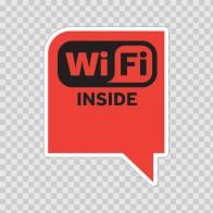 Wi Fi Inside Red 05772
