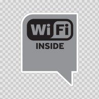 Wi Fi Inside Gray 05773