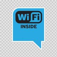 Wi Fi Inside Blue 05774
