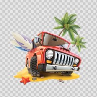 Adventure Surf Jeep 06363