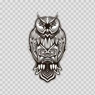 Tribal Owl 06495