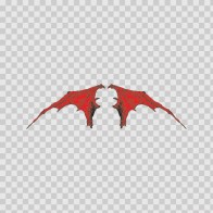 Pair Of Wings Bat Dragon 06655