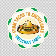 Restaurant Decor From Tacos To Enchiladas 06910