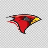Mascot Bird Head 07080