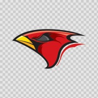 Mascot Bird Head 07081