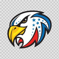 Patriot Eagle Head 07104